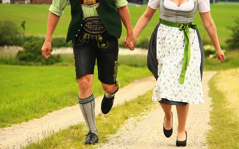 traditionelle tracht bayern
